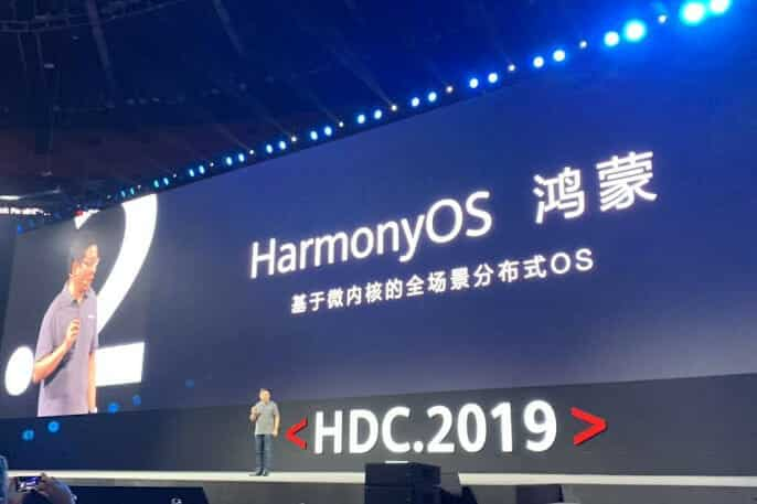 harmony os sustituto para android