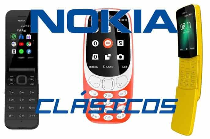 móviles nokia básicos