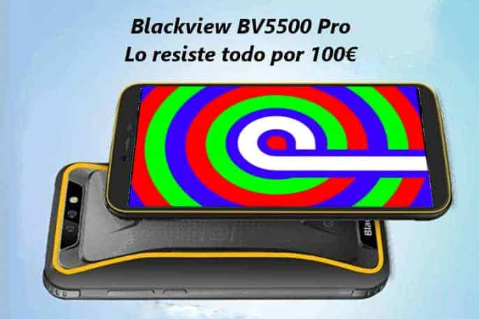 blackview bv5500 pro review y opiniones