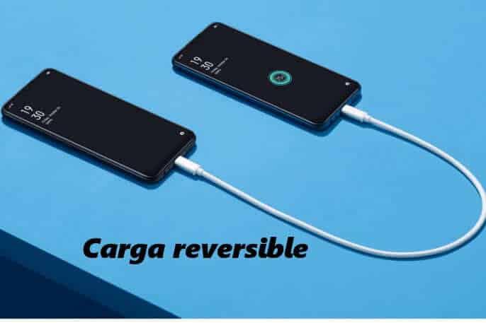 oppo a5 2020 carga reversible