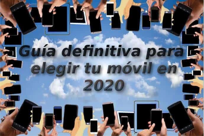comprar móvil en 2020