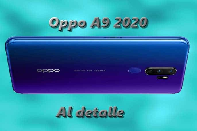 oppo a9 2020 opiniones