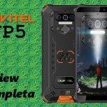 Oukitel WP5 4G - barato, rugerizado y con una batería interminable