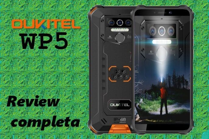 oukitel wp5 opiniones