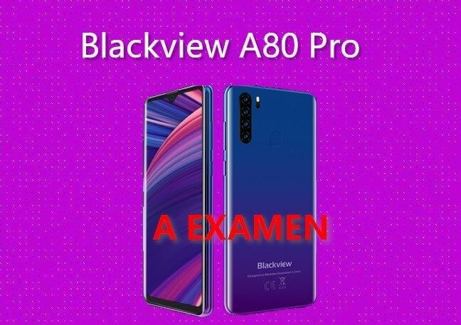 blackview a80 pro opiniones