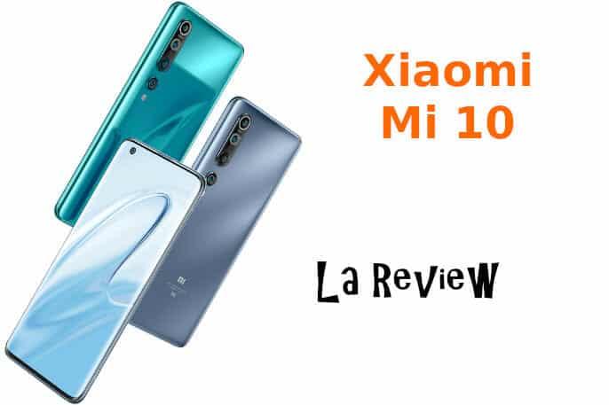 Xiaomi Mi 10 opiniones
