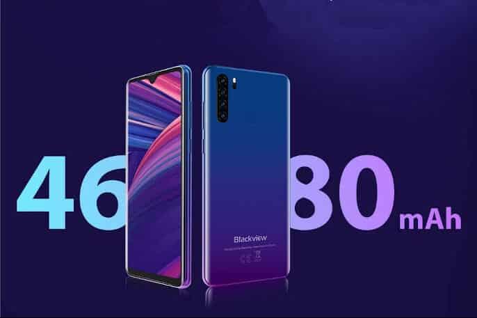 blackview a80 pro características