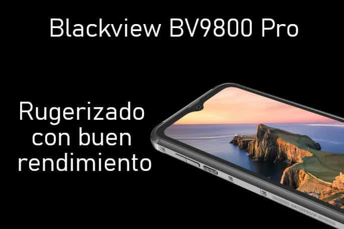 blackview bv9800 pro opiniones