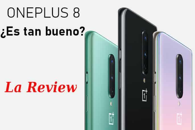 oneplus 8 opiniones
