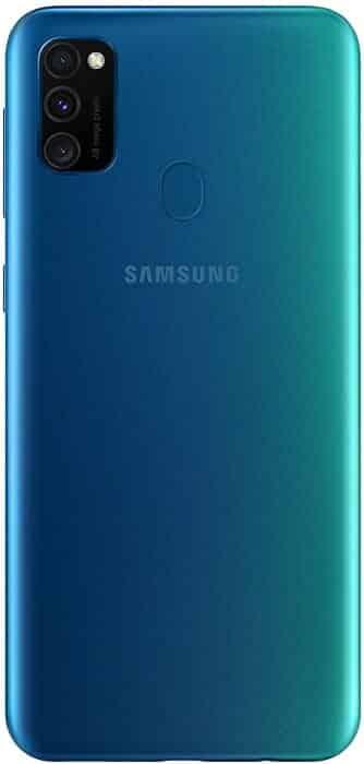 Samsung Galaxy M30s especificaciones