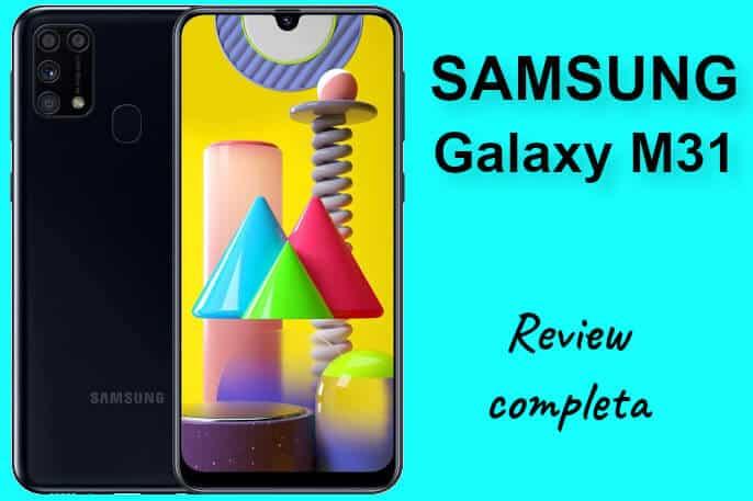samsung galaxy m31 opiniones
