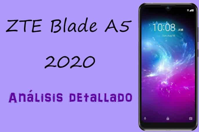 zte blade a5 2020 opiniones