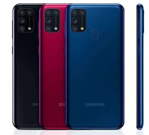 Samsung galaxy m31 review