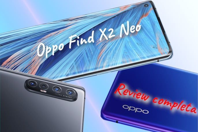 Oppo Find X2 Neo opiniones