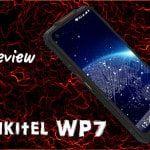 Oukitel WP7 - Móvil rugerizado potente con visión nocturna