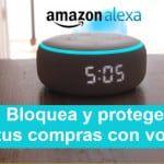 Compras por voz en Alexa. Cómo bloquearlas y evitar sorpresas