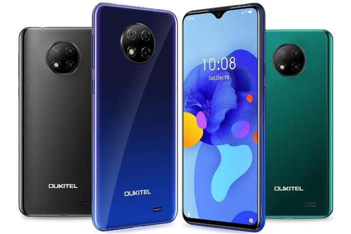 oukitel c19 review