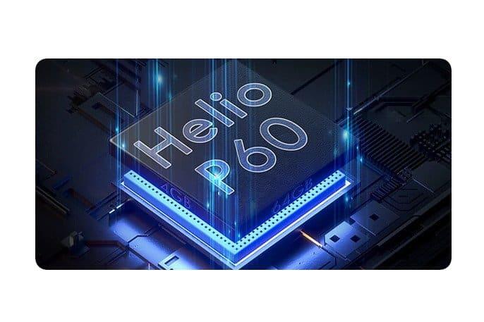procesador mediatek helio p60