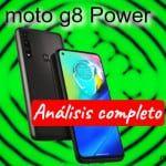moto g8 Power, algo más que un extra de batería