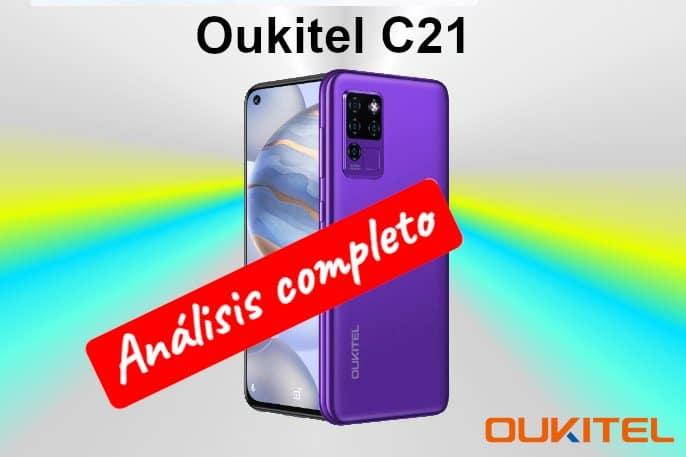 oukitel c21 opiniones