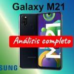 Samsung Galaxy M21, gama media a precio razonable