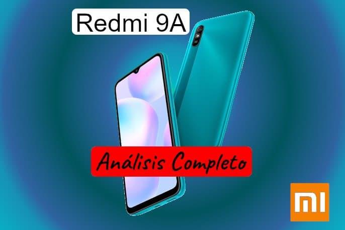 Xiaomi Redmi 9A opiniones