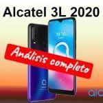 Alcatel 3L 2020, un móvil barato con algunas cosas buenas