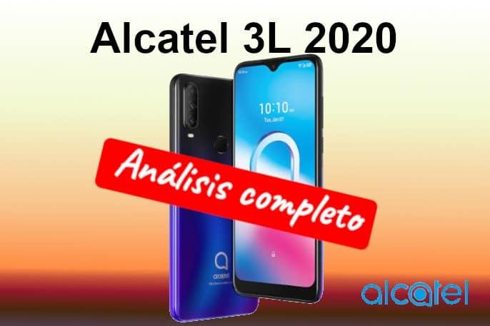 alcatel 3L 2020 opiniones