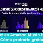 Amazon Music HD, llega a España el paquete que compite con Tidal