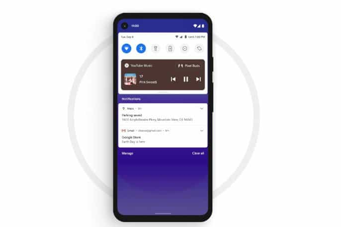android 11 multimedia