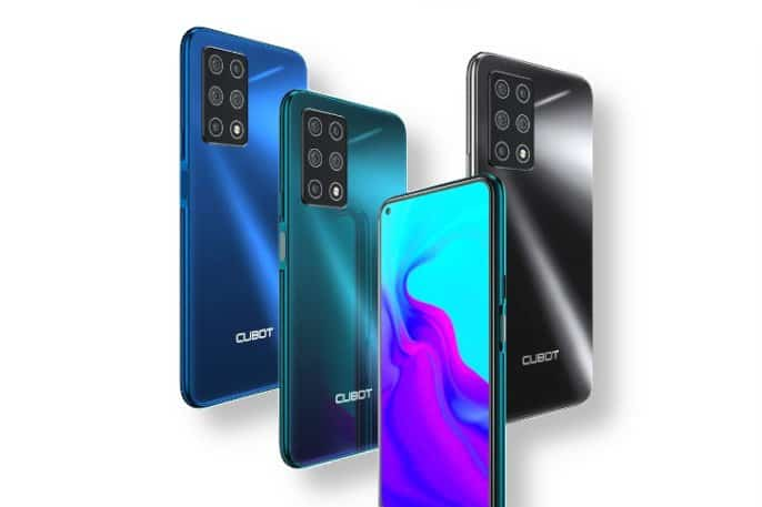 CUBOT X30 Review