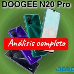 DOOGEE N20 Pro es una opción real en la gama baja