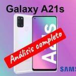 Samsung Galaxy A21s, móvil asequible con buenos argumentos para 2020