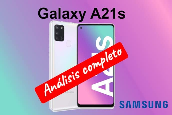Samsung Galaxy A21s opiniones