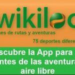Wikiloc, mucho más que una app para hacer senderismo