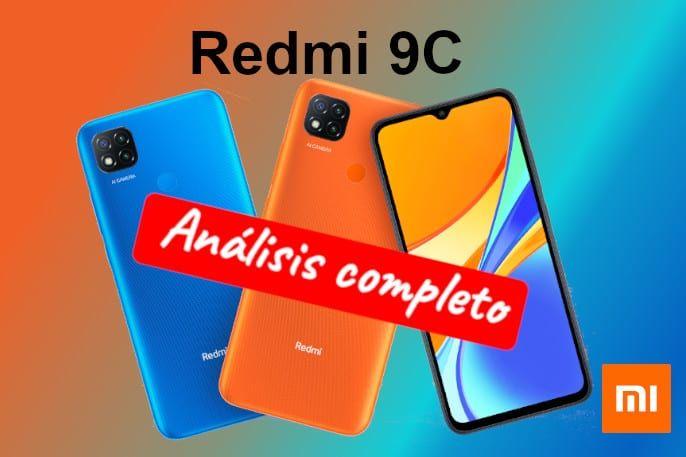Xiaomi Redmi 9C opiniones