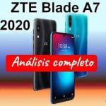ZTE Blade A7 2020, un pequeño móvil barato que no está nada mal