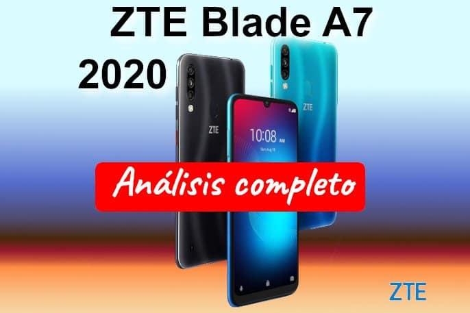 zte blade a7 2020 opiniones