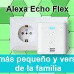 Echo Flex, el minialtavoz Alexa con accesorios