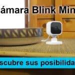 Blink Mini, la cámara de vigilancia de Amazon con Alexa y el mejor precio