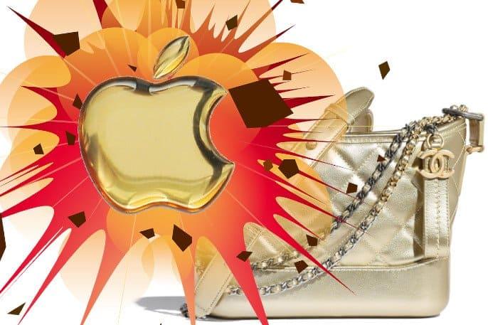 apple exclusivo