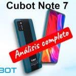 Cubot Note 7, gama de entrada para todos