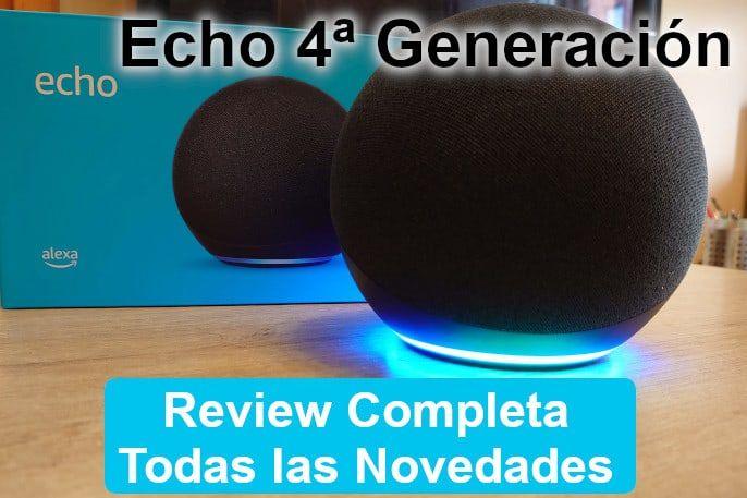 Amazon Echo de cuarta generación, review