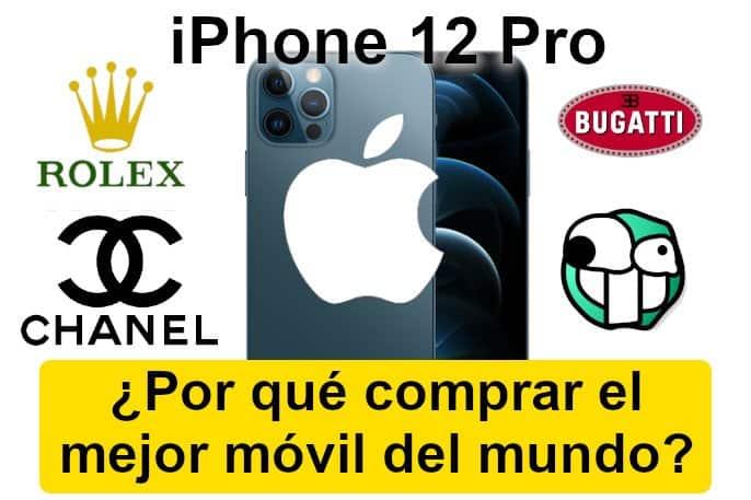 iphone 12 pro opinión