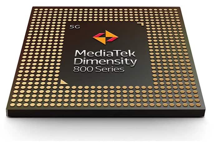 procesador Mediatek Dimensity 800 5G