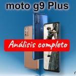 Motorola moto G9 Plus , gama media con buena potencia