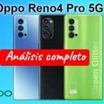Oppo Reno 4 Pro 5G, Un precioso móvil con 5G