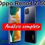 Oppo Reno4 Z 5G es la opción económica de las nuevas propuestas para la gama media alta