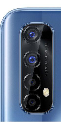 cámaras del realme 7
