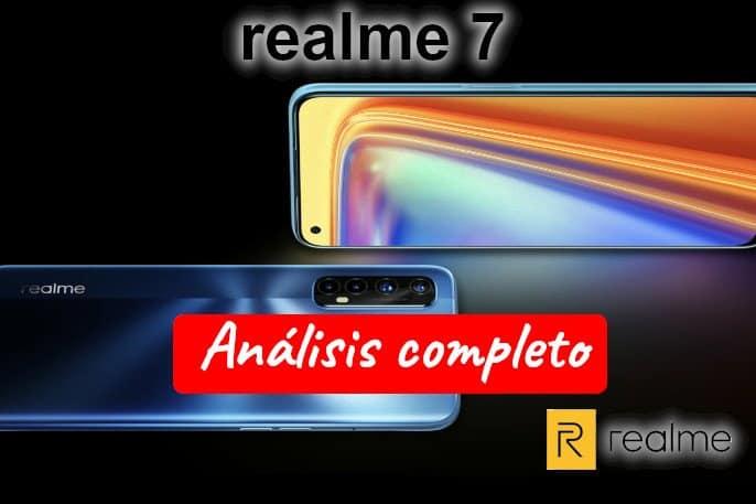 realme 7 review y opiniones